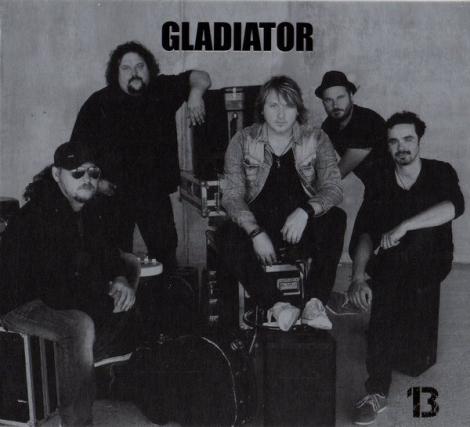 Gladiator - 13 (Digipack CD)
