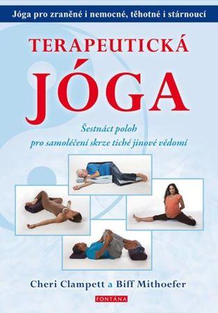 Terapeutická jóga (karty + kniha)