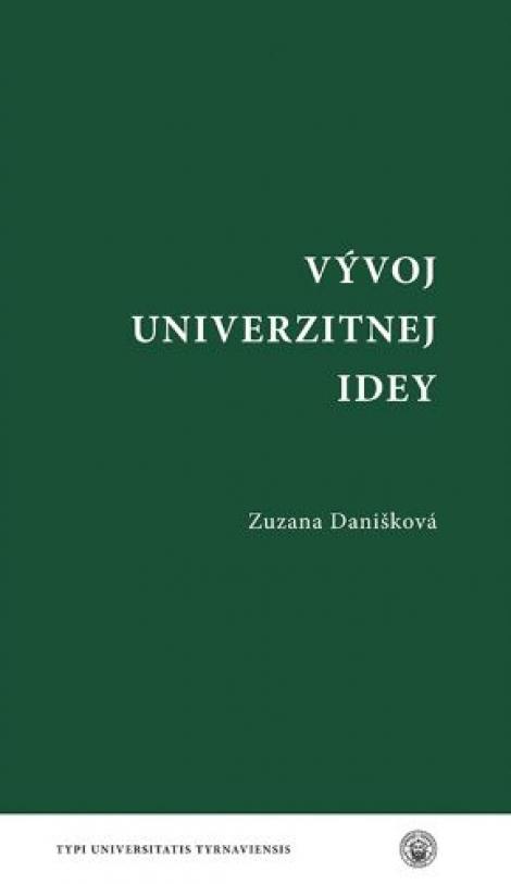 Vývoj univerzitnej idey -
