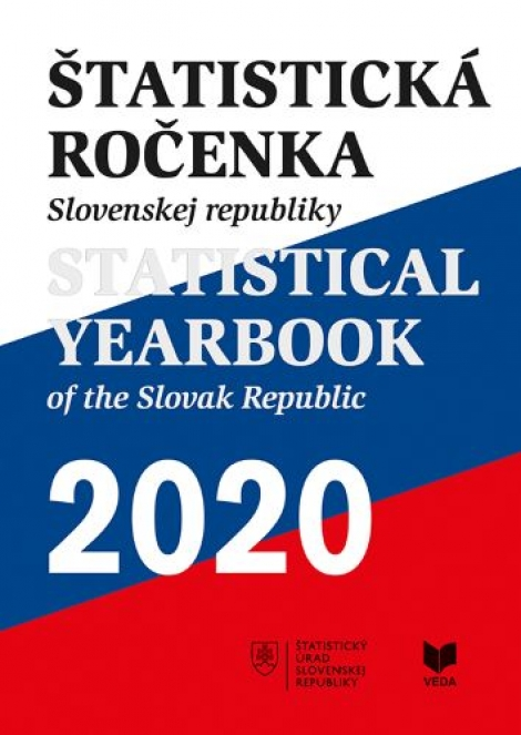 Štatistická ročenka Slovenskej republiky 2020 + CD - Statistical Yearbook of the Slovak Republic 2020