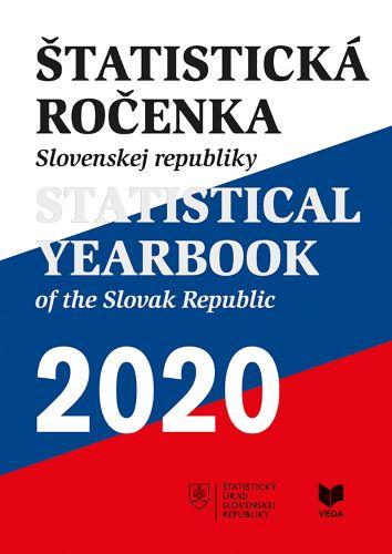 Štatistická ročenka Slovenskej republiky 2020 + CD