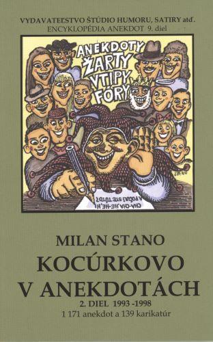 Kocúrkovo v anekdotách 2 diel (1993-1998)