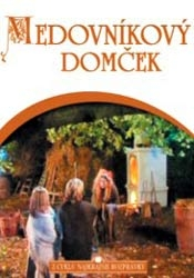 Medovníkový domček - Z cyklu Najkrajšie rozprávky (DVD)