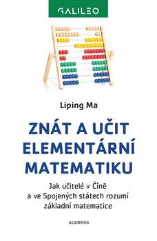 Znát a učit elementární matematiku