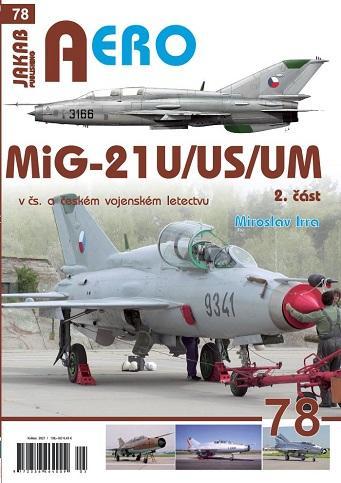 AERO 78 MiG-21U/US/UM 2. část