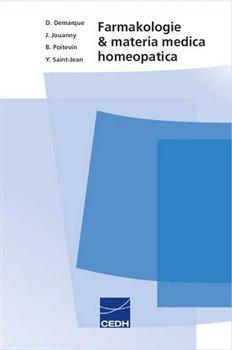 Farmakologie a materia medica homeopatica