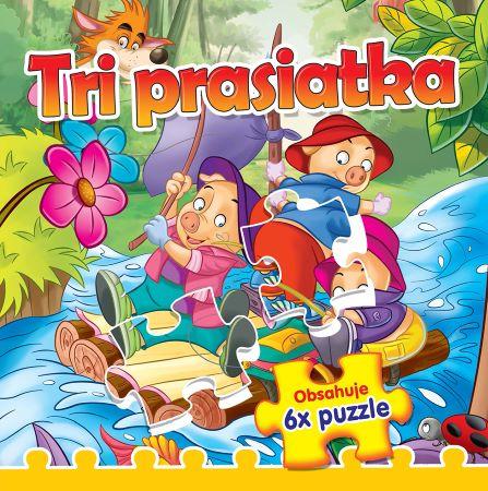 Tri prasiatka (puzzle)