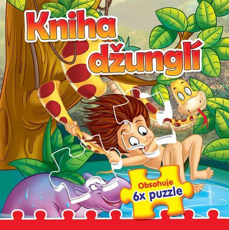 Kniha džunglí (puzzle)