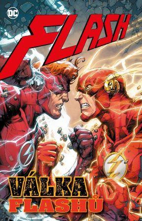 Flash 8: Válka Flashů