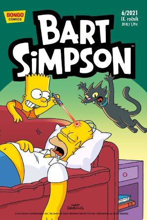 Bart Simpson 6/2021 -