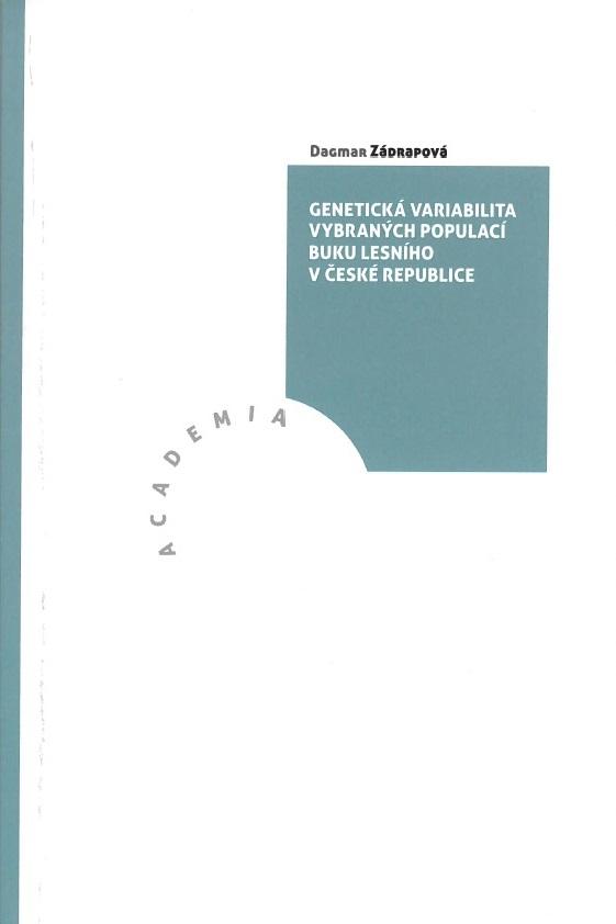 Genetická variabilita vybraných populací buku lesního v České republice