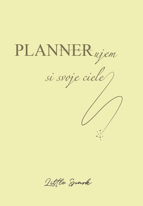 Plánujem si svoje ciele