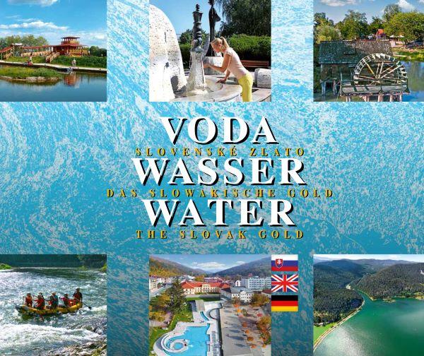 Voda, Slovenské zlato
