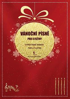 Vánoční písně pro 4 flétny 1.