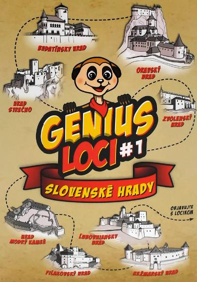 Genius loci #1 - Slovenské hrady