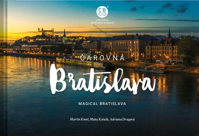 Čarovná Bratislava