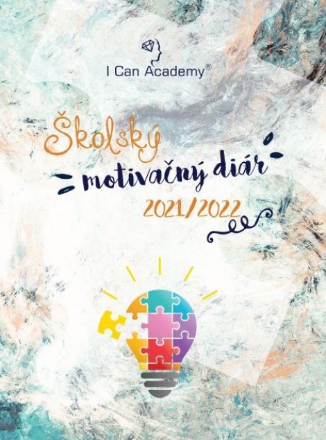Školský motivačný diár 2021/2022 - 12 výziev, ktoré zlepšia tvoj študentský život