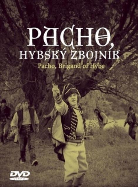 Pacho, hybský zbojník (DVD) - Pacho, Brigand of Hybe