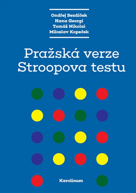 Pražská verze Stroopova testu -