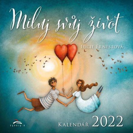 Miluj svůj život 2022 - Kalendář 2022