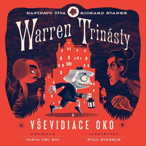 Warren trinásty a Vševidiace oko CD (audiokniha)