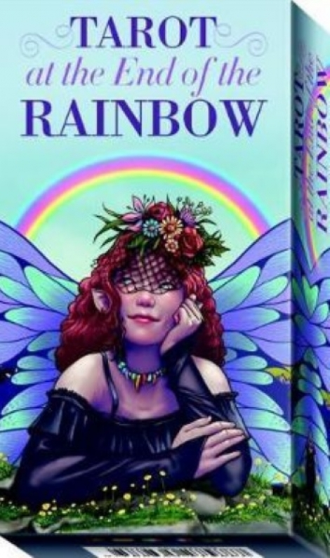 Tarot at the End of the Rainbow - 78 Tarot Cards with Instructions