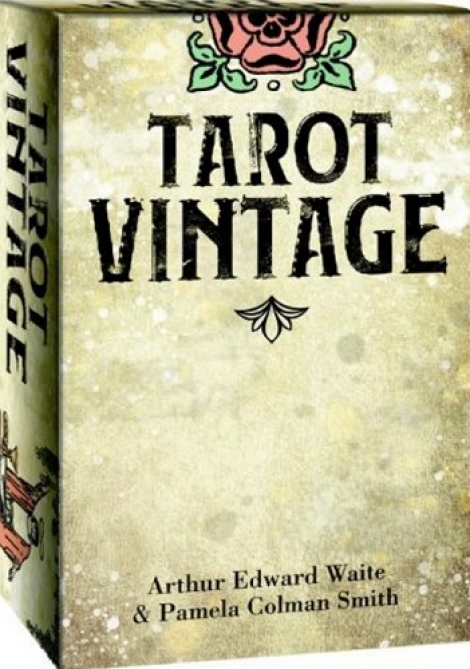 Tarot Vintage - 78 Cards with Instructions