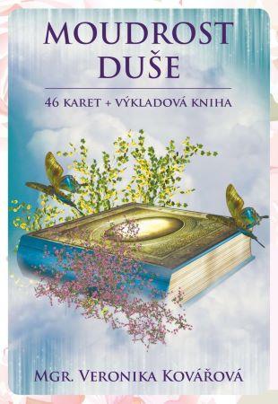 Moudrost duše (46 karet + výkladová kniha) -