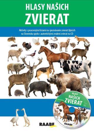 Hlasy našich zvierat + CD