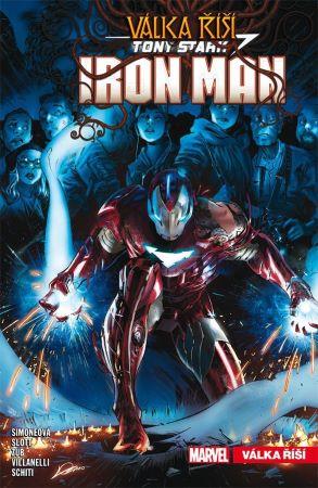 Tony Stark: Iron Man 3 - Válka říší