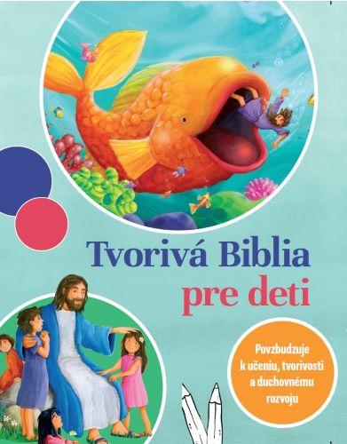 Tvorivá Biblia pre deti