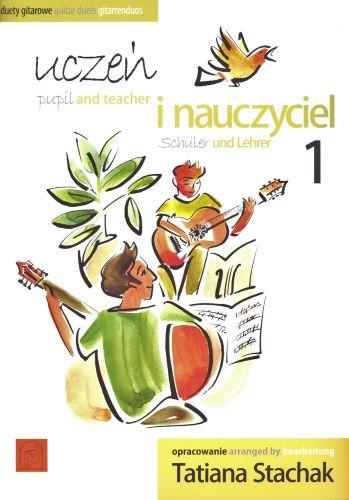 Uczein i nauczyciel 1 / Pupil and teacher 1 / Schüler und Lehrer 1