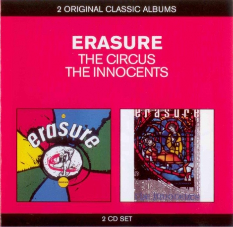 Erasure - The Circus / The Innocents (CD)
