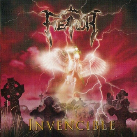 Feanor - Invencible (CD)