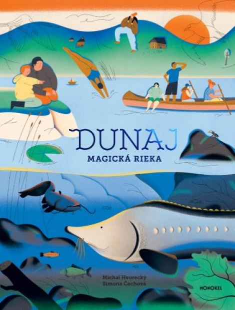 Dunaj - magická rieka -