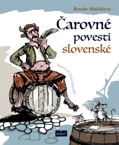 Čarovné povesti slovenské -