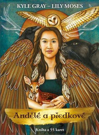 Andělé a předkové (Kniha a 55 karet) -