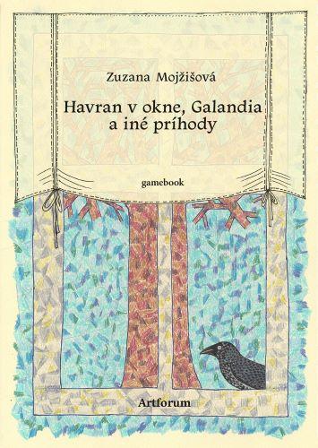 Havran v okne, Galandia a iné príhody (gamebook)