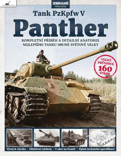 Tank PzKpfw V  Panther -