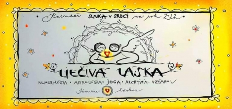 Liečivá láska 2022 - Janka Sofia Thomková