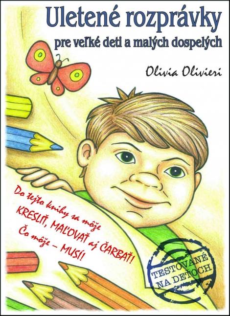 Uletené rozprávky - Pre veľké deti a malých dospelých