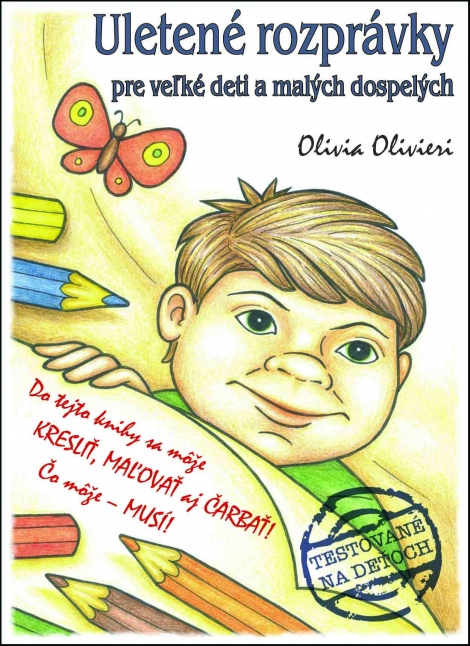 Uletené rozprávky - Olivieri Olívia