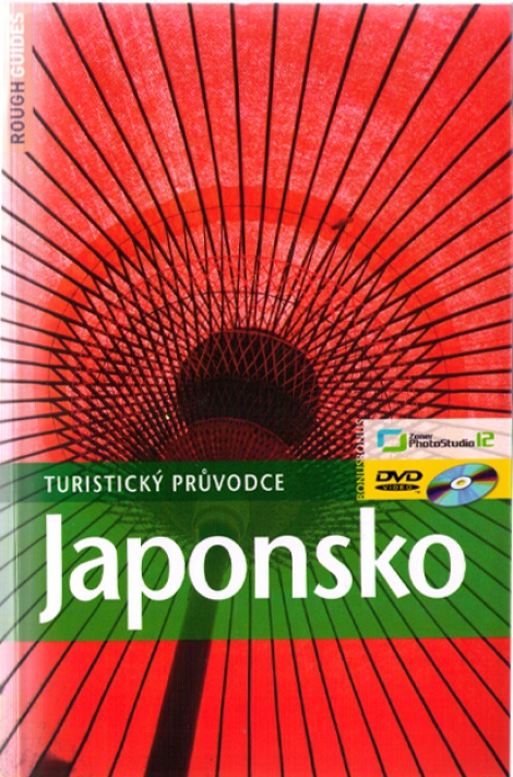 JAPONSKO TURISTICKÝ PRÚVODCE - Simon Richmond, Jan Dodd