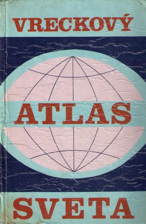 Vreckový atlas sveta - Kolektív autorov
