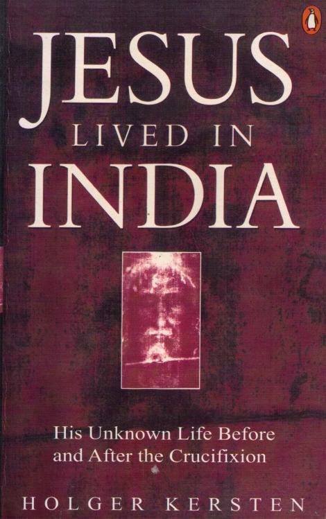 Jesus Lived in India -