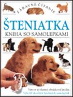 ŠTENIATKA - NÁLEPKOVÁ KNIHA - Kolektív autorov