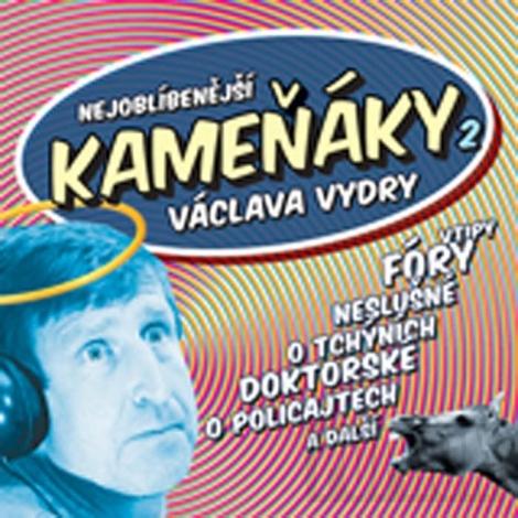 VYDRA VÁCLAV - Nejoblíbenější kameňáky...2