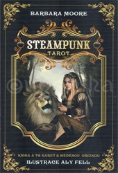 Steampunk tarot - Barbara Moore
