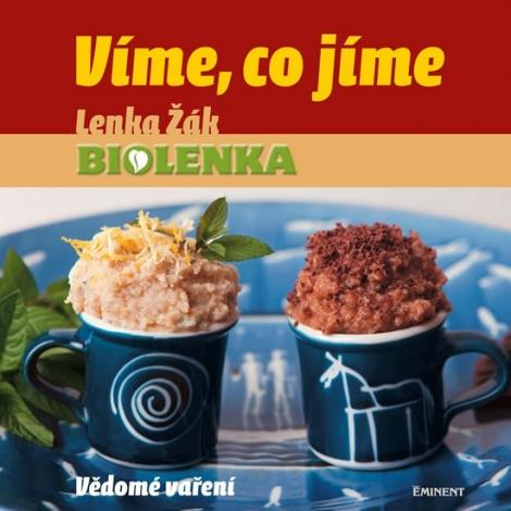 Víme, co jíme - Lenka Žák