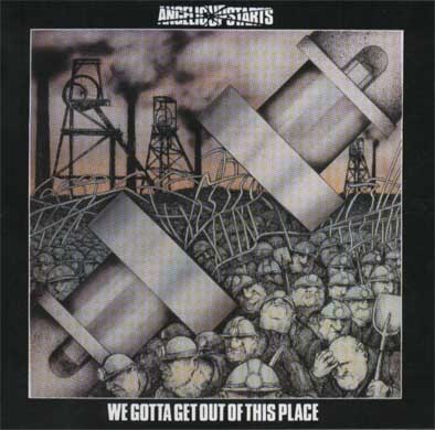 ANGELIC UPSTARTS - ANGELIC UPSTARTS